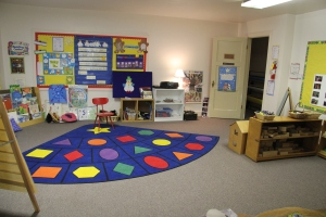 chool and pre-k classroom at Children's Co-Op Preschool in Bellingham